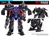 New DNA DK-13 upgrade Kit for Transformers WFC-S40 GU Optimus Prime In Stock